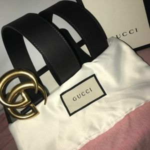 Other - Gucci authentic gold brass